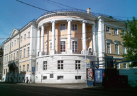 Moscow School of Painting, Sculpture and Architecture, where Levitan and Nikolai Chekhov were fellow students.