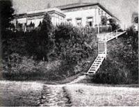 The main house on the Babkino estate