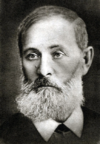 Chekhov's father, Pavel Egorovich, was born a serf.