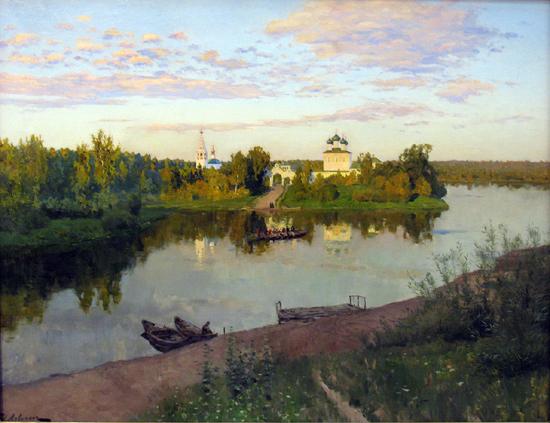 """""""Evening Bells"""" (1892)"""