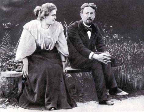 Chekhov_and_Mizinova